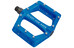 RFR CMPT Flat Pedalen blauw